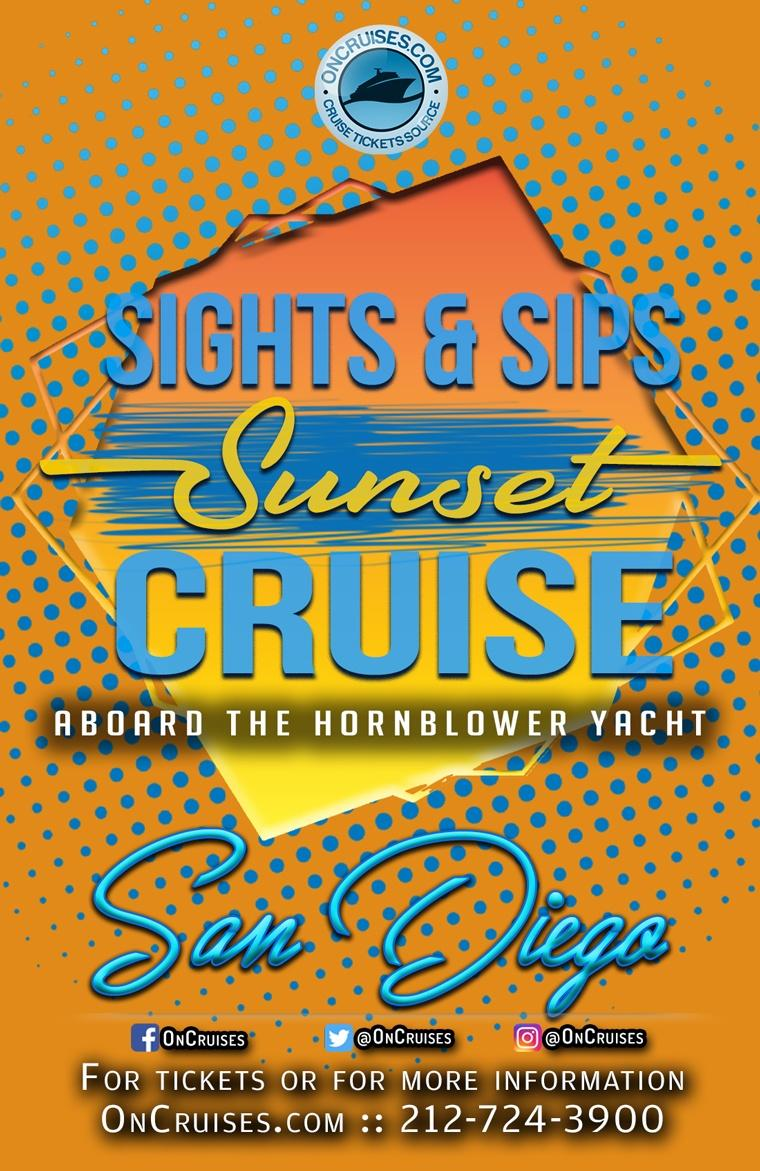 Sights and Sips Sunset Cruise