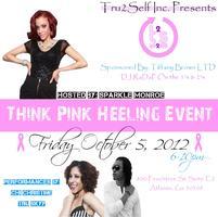 Think Pink Heeling Event