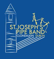 St. Joseph's Pipe Band logo
