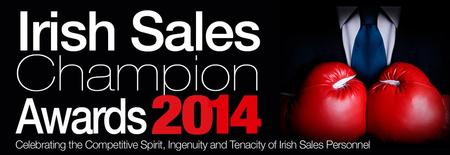 2014 Irish Sales Champion Awards