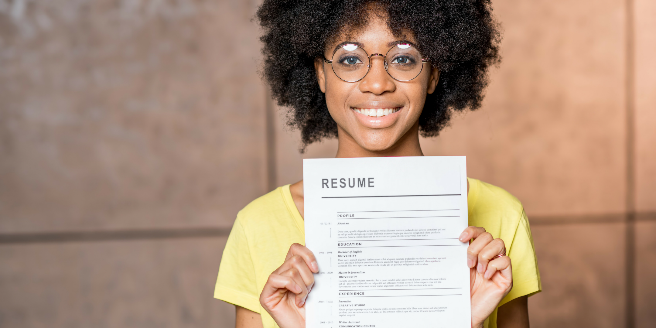 Refresh Your Resume: Land That Dream Job!