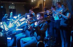 Big Band: The Heisenberg Uncertainty Players
