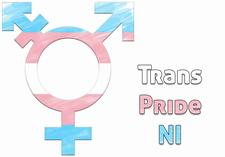 Trans Pride NI logo