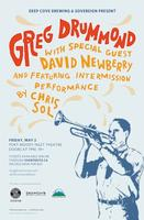 Greg Drummond & David Newberry LIVE IN CONCERT