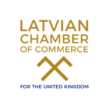 Latvian Chamber of Commerce for the United Kingdom logo