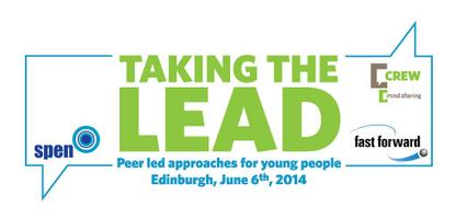Taking the lead: peer led approaches for young people