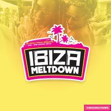 Ibiza Meltdown logo