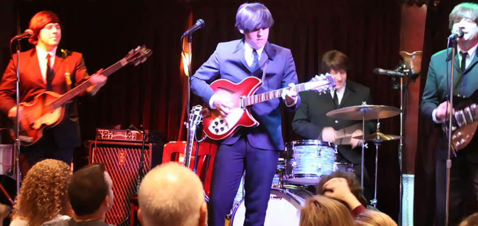 Champagne Sunday Brunch with Live Beatles Tributes