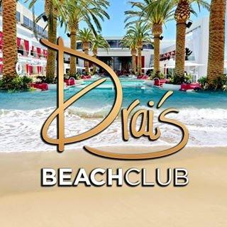 #1 LAS VEGAS POOL PARTY - DRAIS BEACH CLUB - FRIDAY JUNE 5TH