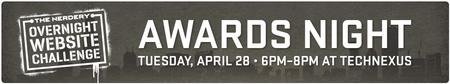 Web Challenge Awards - Chicago