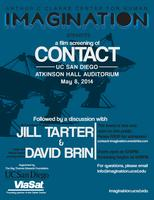"""Contact"" with David Brin and Jill Tarter"