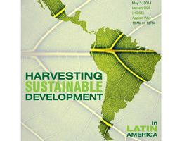 Harvesting Sustainable Development in Latin America