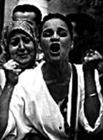 Re-writing activist histories: Women at war in Algeria