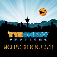YYComedy Festival logo