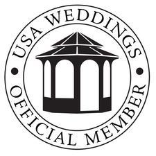 USA Weddings - T.R. Laz logo