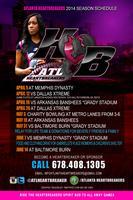Atlanta Heartbreakers 2014 Season Tickets