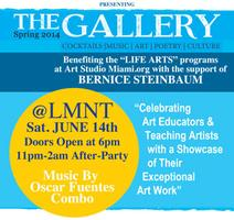 "Spring 2014 ""The GALLERY"" Event with BERNICE STEINBAUM..."