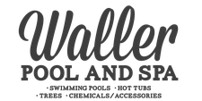 Waller Pool and Spa logo