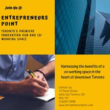 Entrepreneurs Point logo