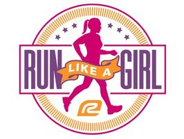 Run Like A Girl - Santa Monica