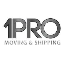 1Pro Vancouver Moving Company logo