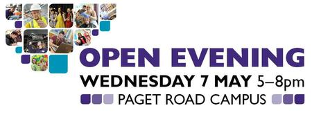 City of Wolverhampton College- Open Evening