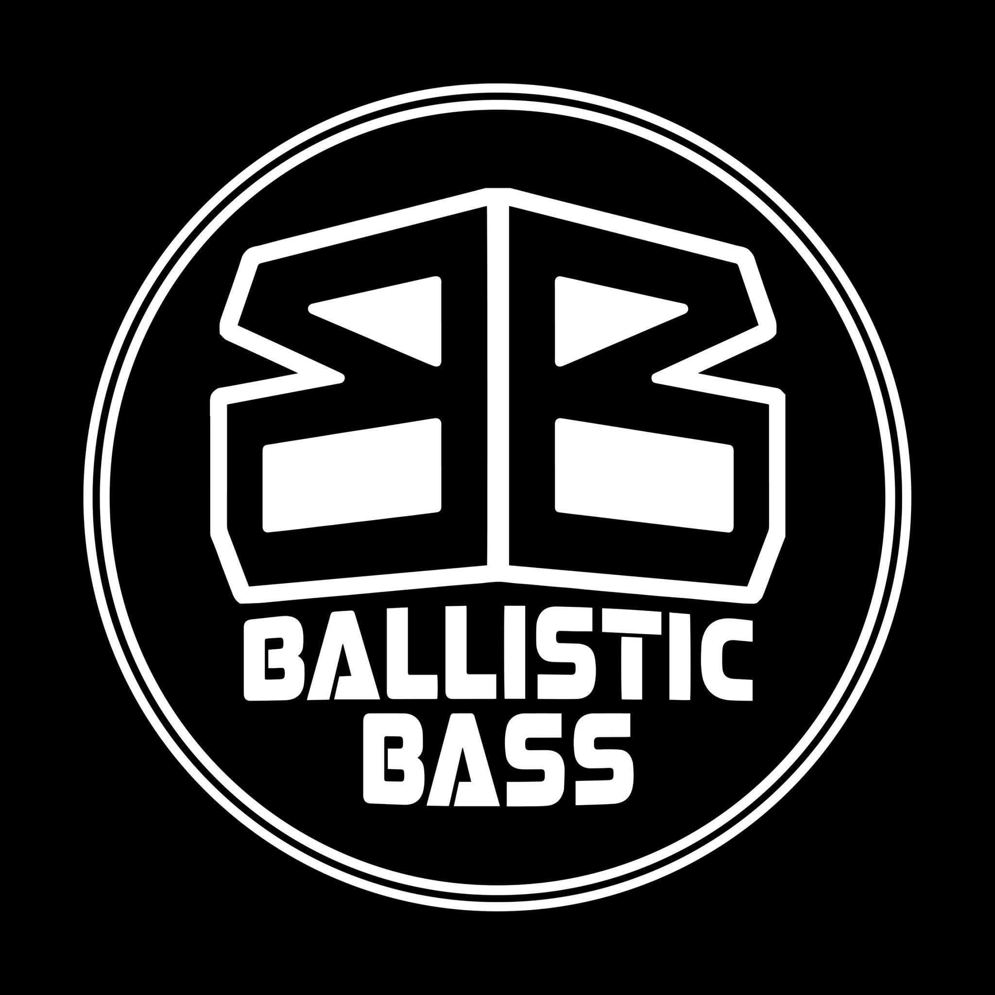 Ballistic Bass Promotions logo