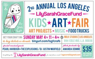 2nd Annual LSGF L.A. Craft Fair