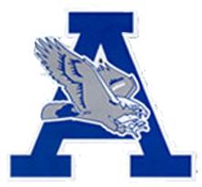 Airport High School Class of 1992 logo
