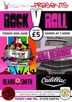 Rock V Roll - Beardsmith - Pink Cadillac - Crewe Alex