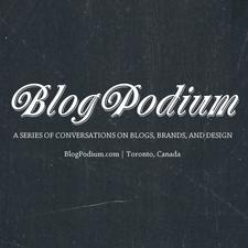 BlogPodium logo