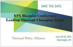 NPA 2014 Biennial Conference
