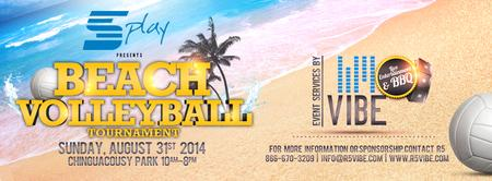 World Beach Volleyball Tournament 2014