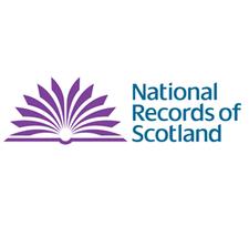 National Records of Scotland logo