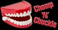 Chomp'N'Chuckle logo