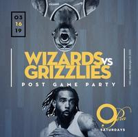 #OPERAsaturdays Wiz vs. Grizzlies Game Afterparty w/ Open Bar from 11pm to 12am