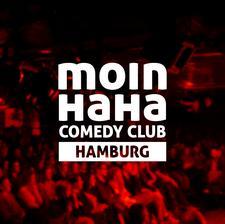 Moinhaha Comedy Club logo