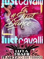 JUST CAVALLI MILANO - SABATO 16 MARZO 2019 - JUST...