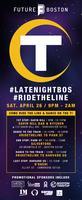 #LateNightBOS: #RidetheLine