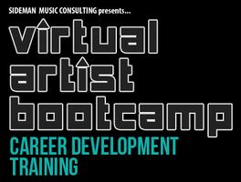 Virtual Artist Bootcamp by Sideman Music Consulting (4...