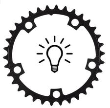 The Brown Bike Girl logo