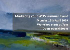 Marketing your WOS summer event