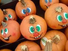 Pumpkin Painting from 10:00-Noon