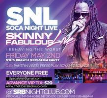 Skinny Fabolous Live at SRB