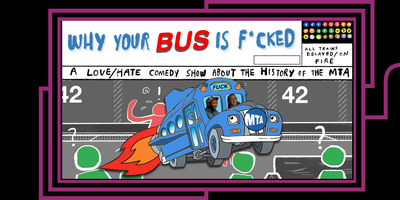 Why Your Train is F*cked: The Tragic Fool Bus