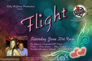 Flight Live at House of Blues Sunset Strip June 21th