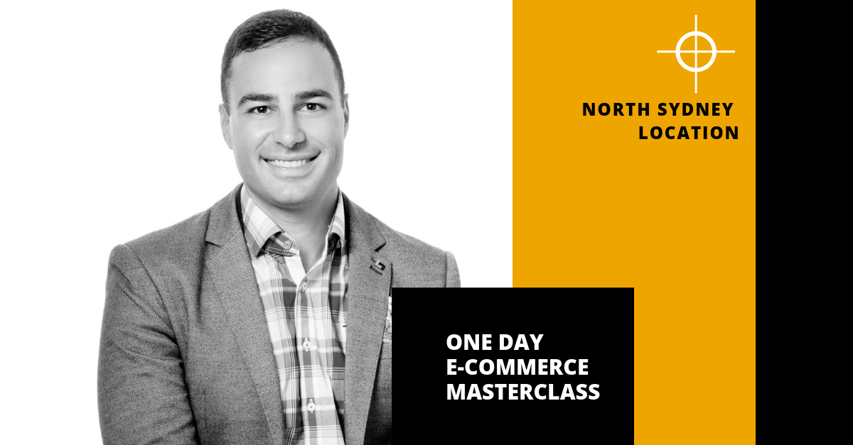 eCommerce Training in North Sydney - One Day Master Class