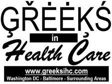 Greeks in Health Care logo