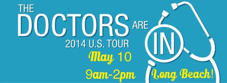 USANA SoCal: The Doctor's Are In (US TOUR 2014)