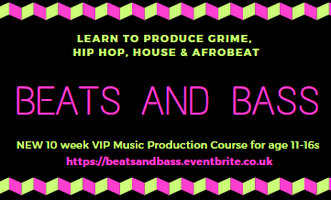 Beats and Bass - Music Production Course